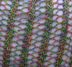 Poncho detail